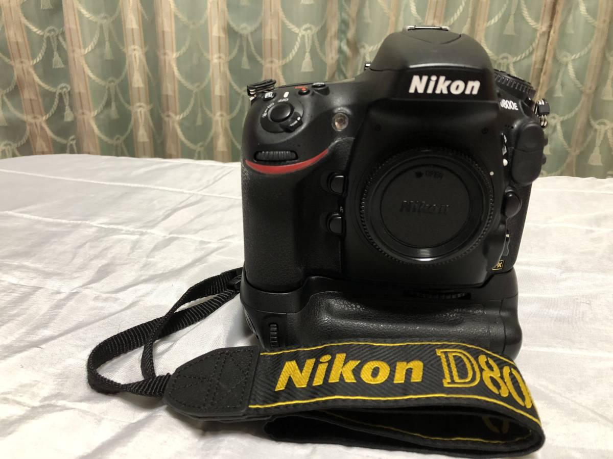ニコン Nikon D800E+MB-D12セット _画像9