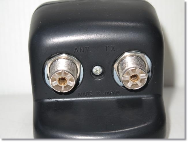 ◇◆DIAMOND ANTENA(第一電波工業) SWR【SX20C】クロスメーター/同軸切替器 CX-210など3点のセット◆◇_画像5