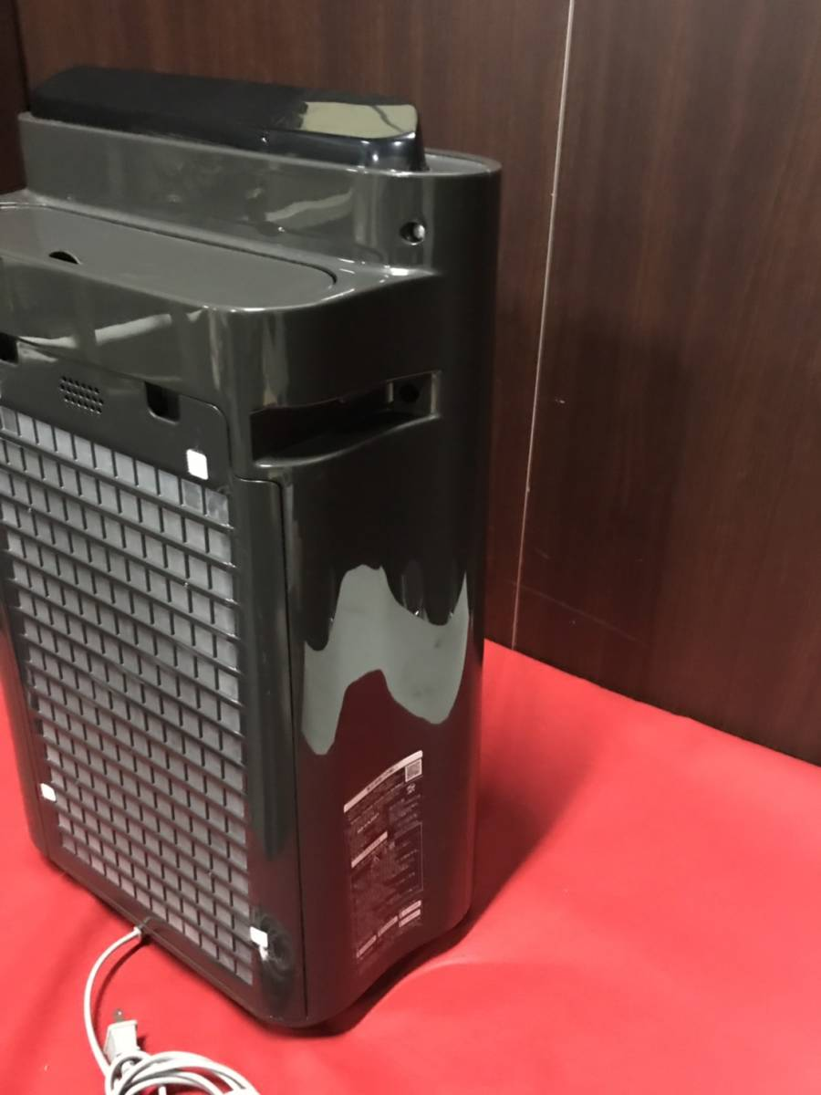 【消費税なし・美中古品】KC-G50-H/シャープ/SHARP/高濃度プラズマクラスター7000/加湿空気清浄機/プラズマクラスター/18年製/813c
