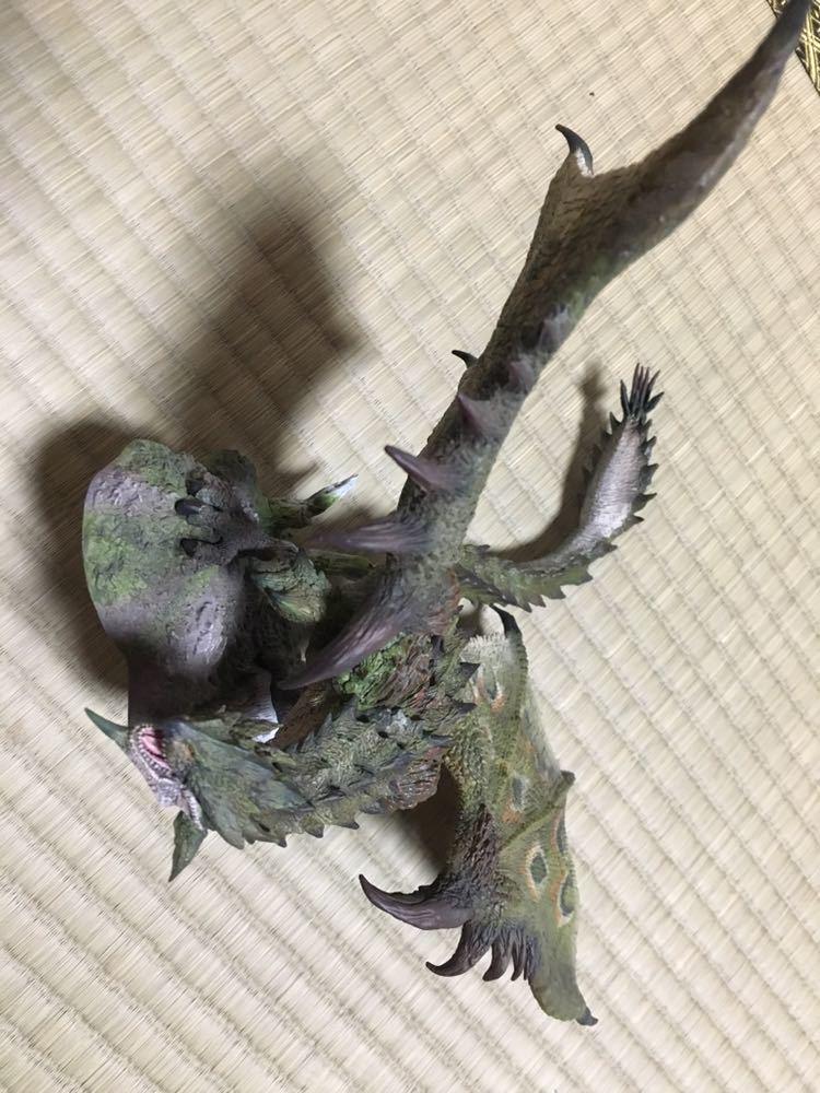 カプコン MH CFB クリエイターズモデル 雌火竜 リオレイア_画像5