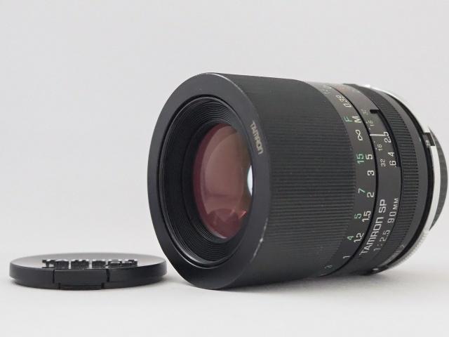 タムロン Tamron SP 90mm f2.5 TELE MACRO 52B ニコン用