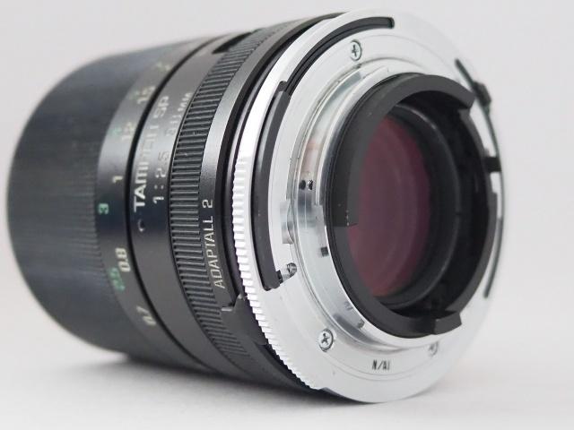 タムロン Tamron SP 90mm f2.5 TELE MACRO 52B ニコン用_画像8