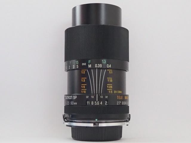 タムロン Tamron SP 90mm f2.5 TELE MACRO 52B ニコン用_画像2