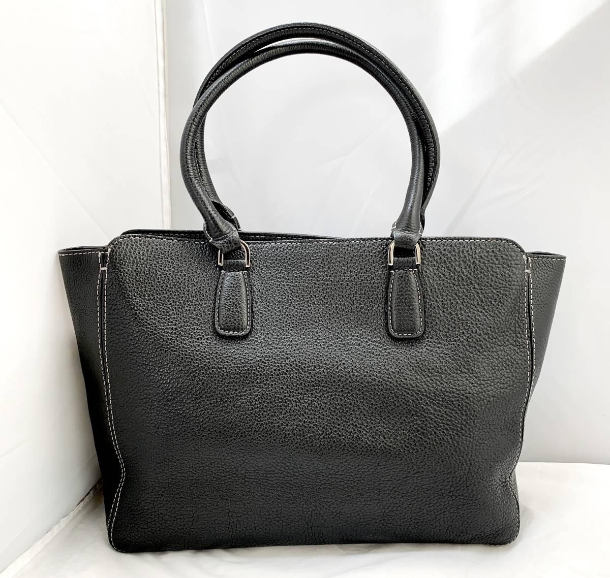 超美品 定価6万↑★ 土屋鞄 ノワイエット エイブルトート バッグ 鞄 ブラック 黒 ハンドバッグ ショルダーバッグ フォーマルにも◎