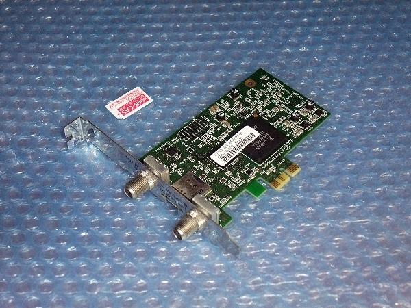 ピクセラ PIX-DT260 地デジ/BS/CS W TVチューナーボード_画像2