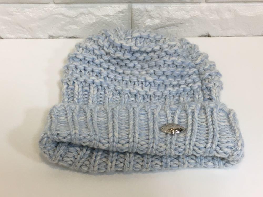 正規品極上美品 ヴィトン カシミア100% ニット帽 M70450 JH0136 売り切り 本物_画像3