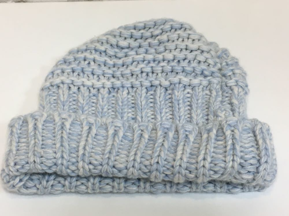 正規品極上美品 ヴィトン カシミア100% ニット帽 M70450 JH0136 売り切り 本物_画像5