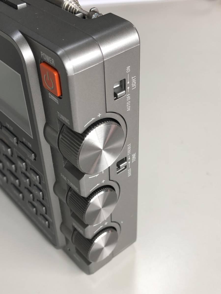 ♪ TECSUN PL-880 FMステレオ/LW/MW/SW SSB PLLワールドバンドレシーバー 超美品 日本語説明書 ♪_画像7