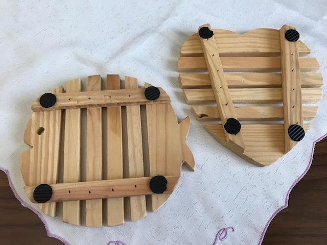 ●renoma paris レノマ*コースター&木製鍋敷きセット●新品☆_画像5