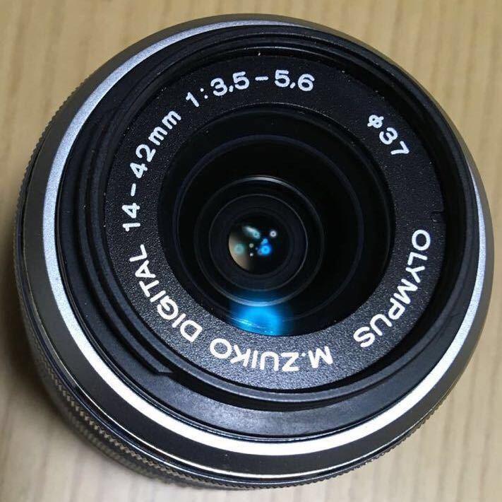 OLYMPUS PEN E-P3 レンズキット (M.ZUIKO DIGITAL 14-42mm F3.5-5.6 II R) 動作も写りもOKです。概ねキレイです。S数僅少たったの5300回_画像8
