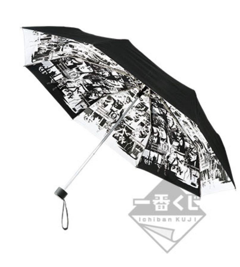 【ラストワンも出品中】一番くじ ジョジョの奇妙な冒険 黄金の風 第二弾 B賞 折りたたみ傘(未開封)