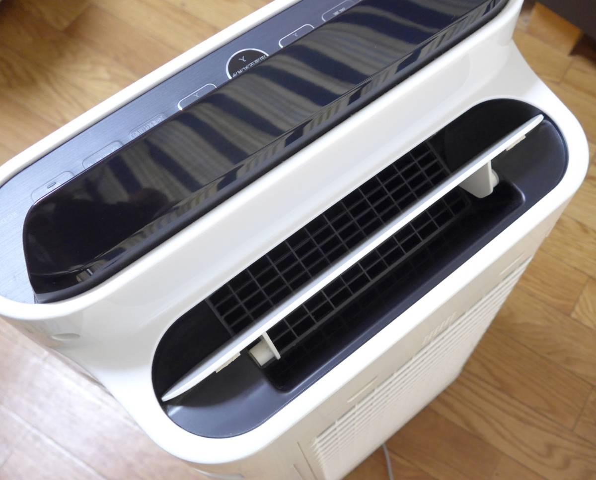 2015年製 綺麗です★SHARP/シャープ KC-D50-W 加湿空気清浄機 ~23畳 高濃度プラズマクラスター7000搭載 PM2.5対応★_画像4