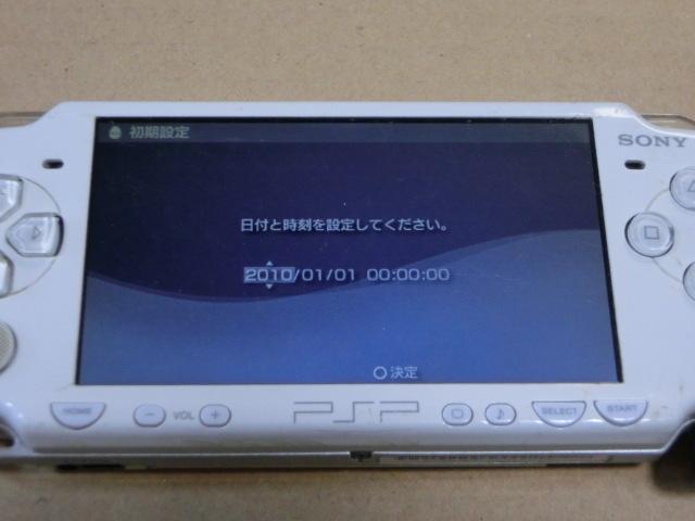 SONYソニー PSP2000本体 3台 ジャンク_画像4