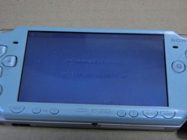 SONYソニー PSP2000本体 3台 ジャンク_画像6