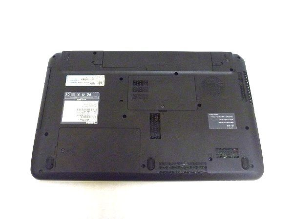 TOSHIBA製 dynabook Windows10 Office2019 ノートパソコン メモリ 4GB(即決8GB) SSD(新品) 360GB Intel Core i5 T350/36AW e89s_画像4