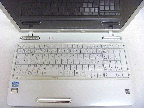 TOSHIBA製 dynabook Windows10 Office2019 ノートパソコン メモリ 4GB(即決8GB) SSD(新品) 360GB Intel Core i5 T451/46DW e93_画像3