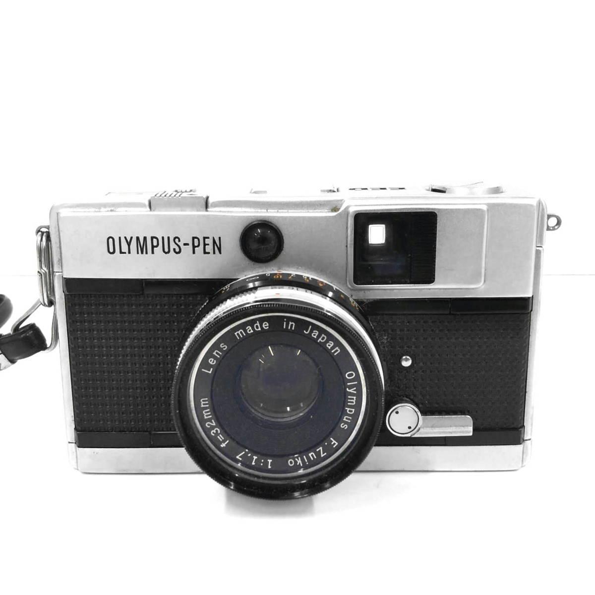 OLYMPUS-PEN EED オリンパスペン 短焦点レンズ F.Zuiko f1.7 32mm_画像1