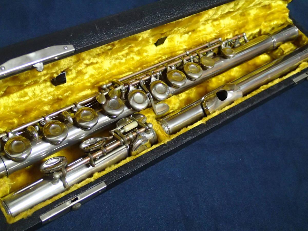PRIMA Muramatsu Flute No73 オープンG#(Gis)