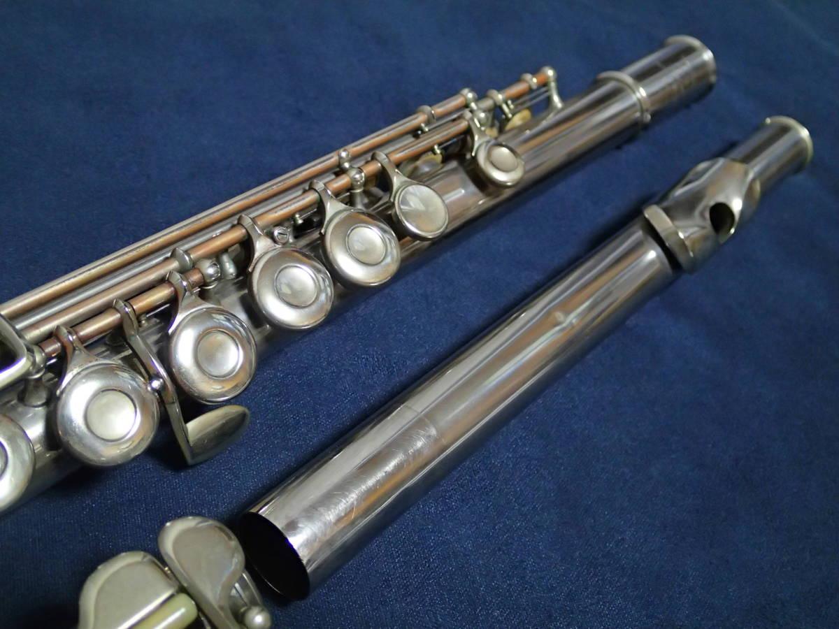 PRIMA Muramatsu Flute No73 オープンG#(Gis)_画像2