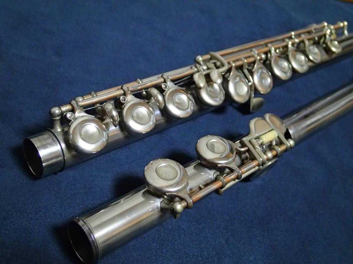 PRIMA Muramatsu Flute No73 オープンG#(Gis)_画像3