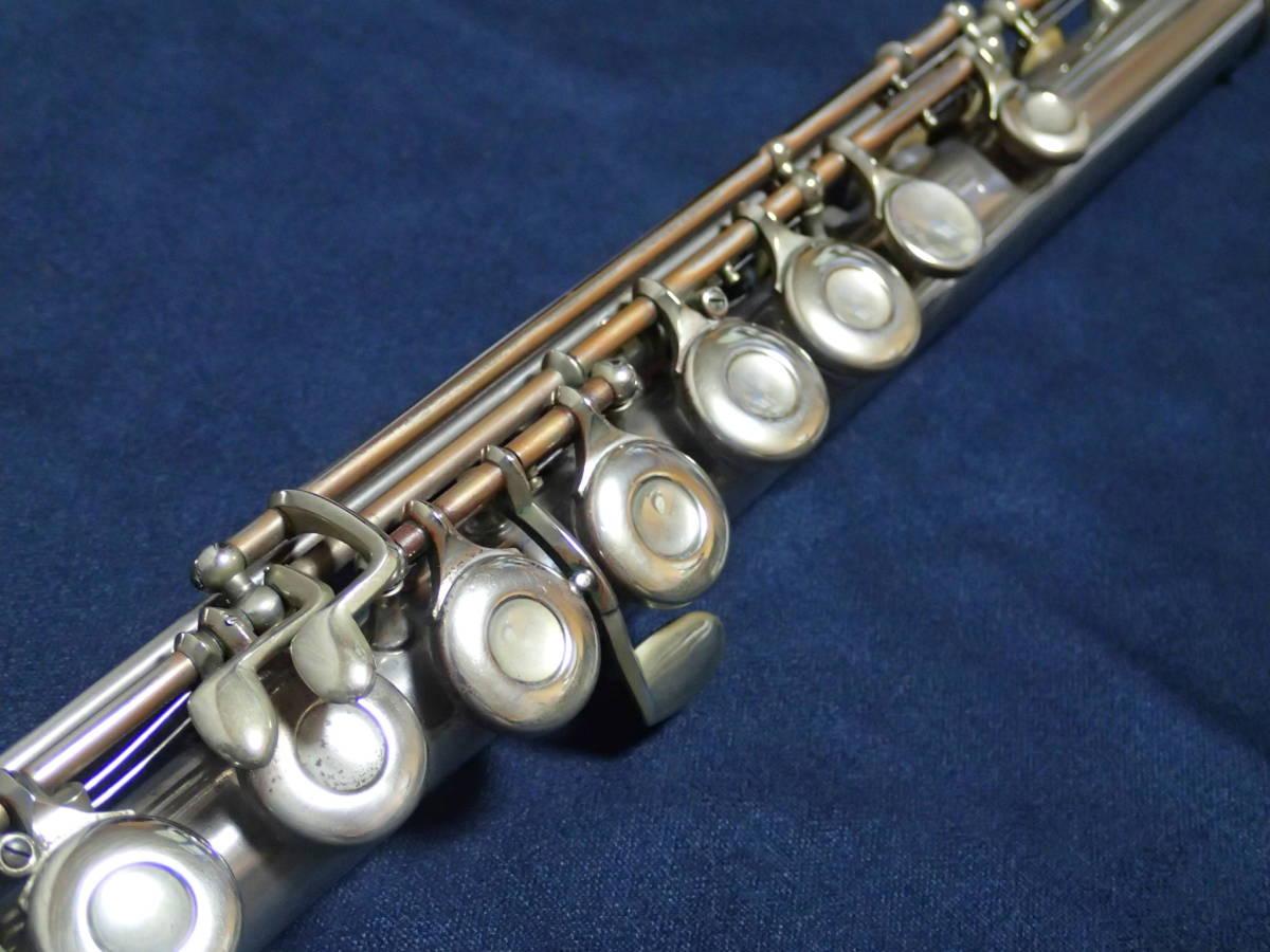 PRIMA Muramatsu Flute No73 オープンG#(Gis)_画像7