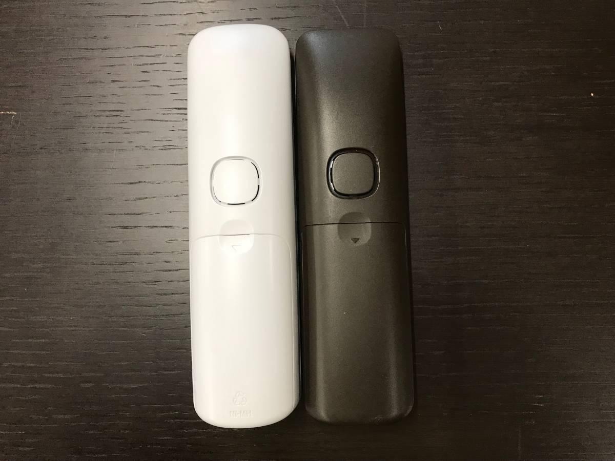 パナソニック/Panasonic 電話機 VE-GD24DL 子機(KX-FKD403+KX-FKD404)2台付_画像4