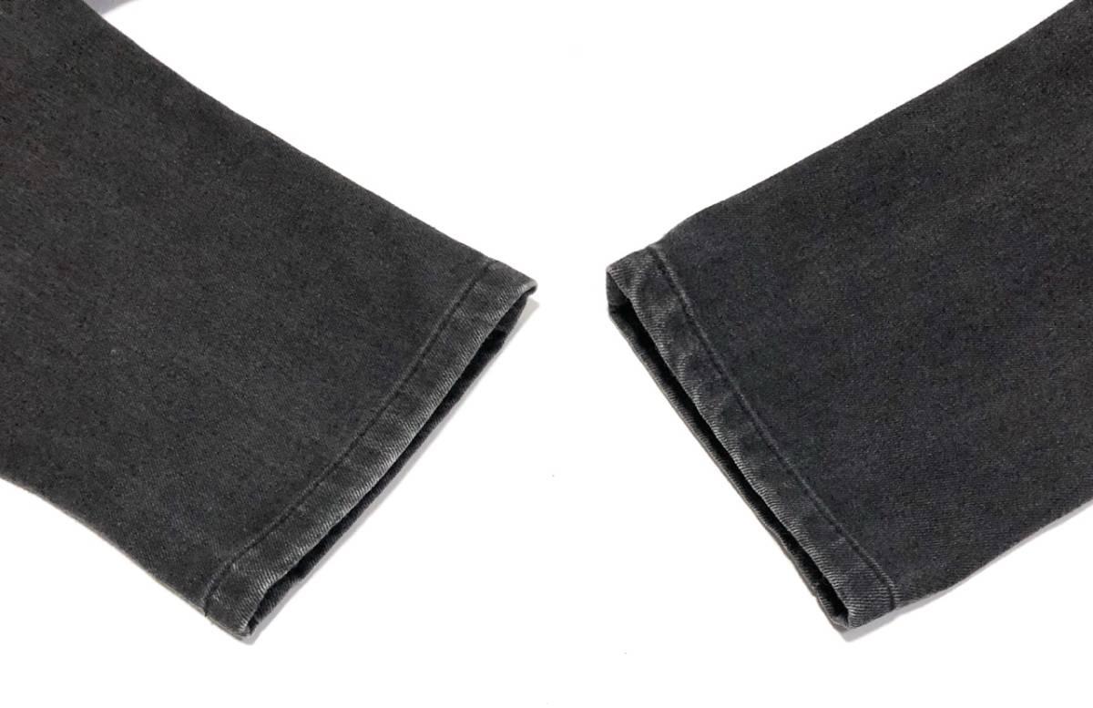 即決 Lee×nano universe リー ナノユニバース コラボ ジーンズ ジーパン デニムパンツ メンズ W30相当 Sサイズ ウエスト約77cm ストレッチ_画像10