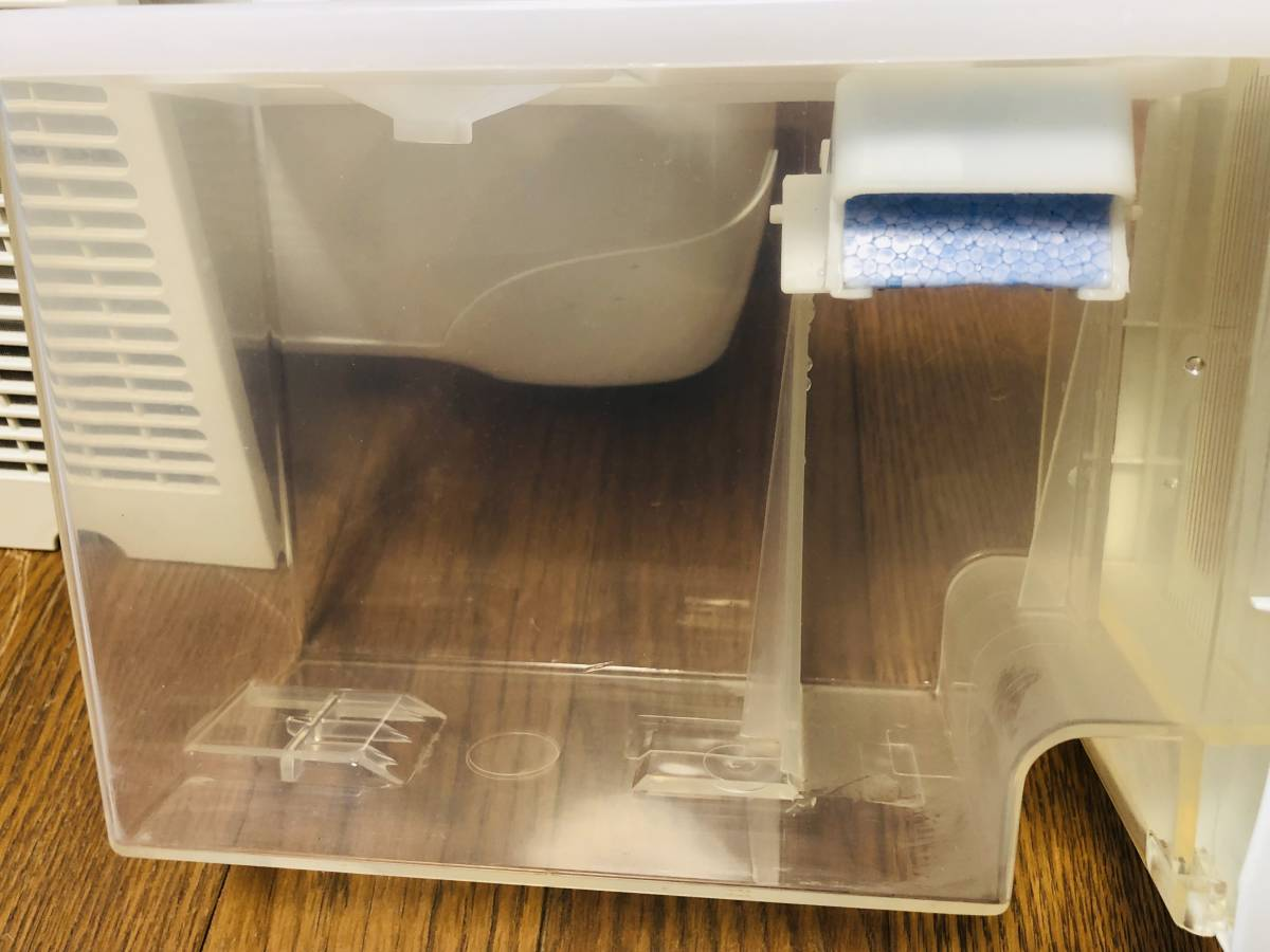 シャープ 冷風除湿器 CV-C100 プラズマクラスター搭載 衣類乾燥 2013年製_画像8