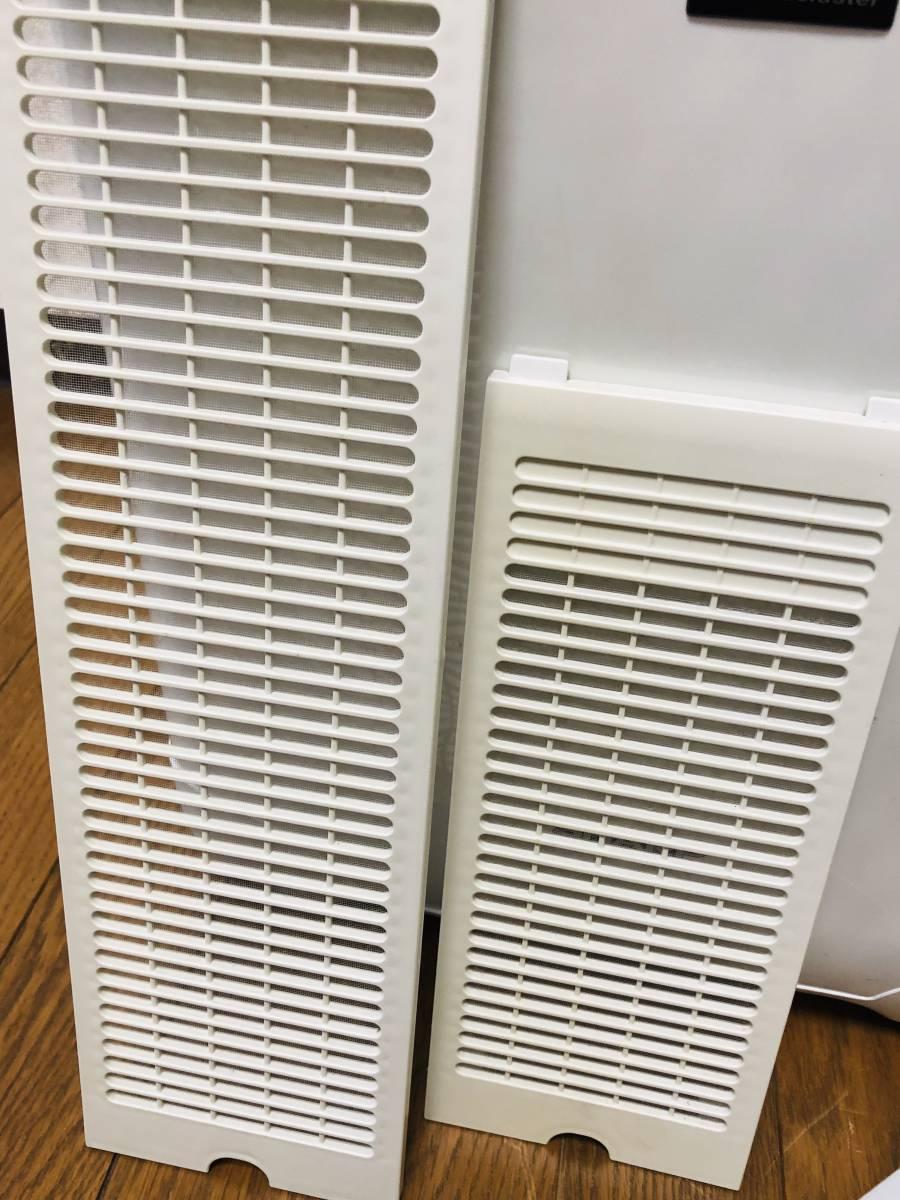 シャープ 冷風除湿器 CV-C100 プラズマクラスター搭載 衣類乾燥 2013年製_画像7