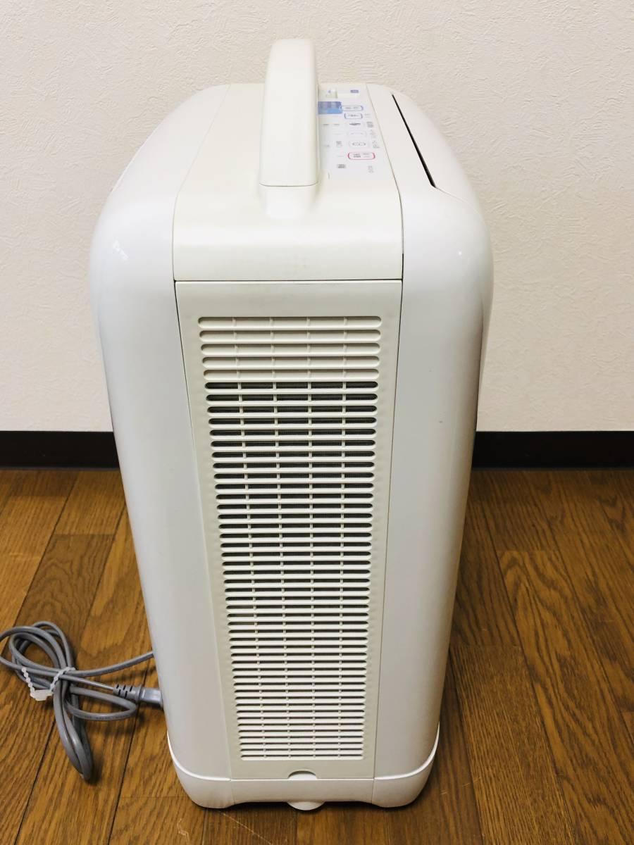 シャープ 冷風除湿器 CV-C100 プラズマクラスター搭載 衣類乾燥 2013年製_画像5