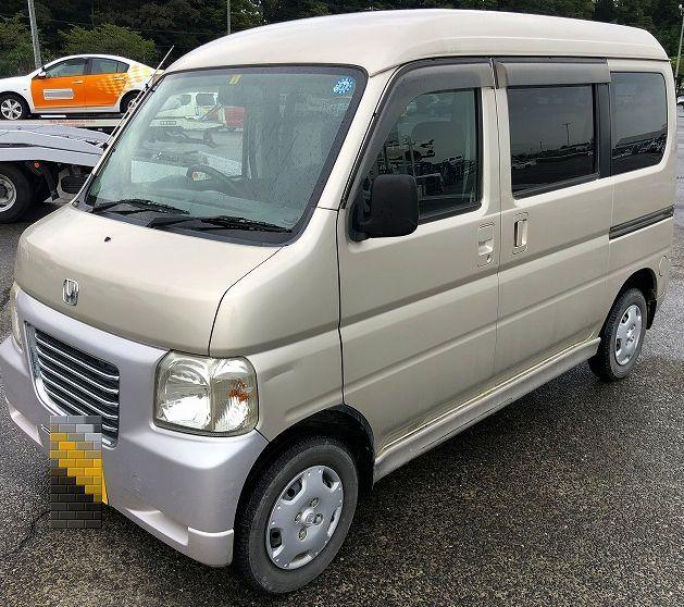 「★☆車検2/9まで 4WD バモス 5MT キーレス スペアキー☆★」の画像2