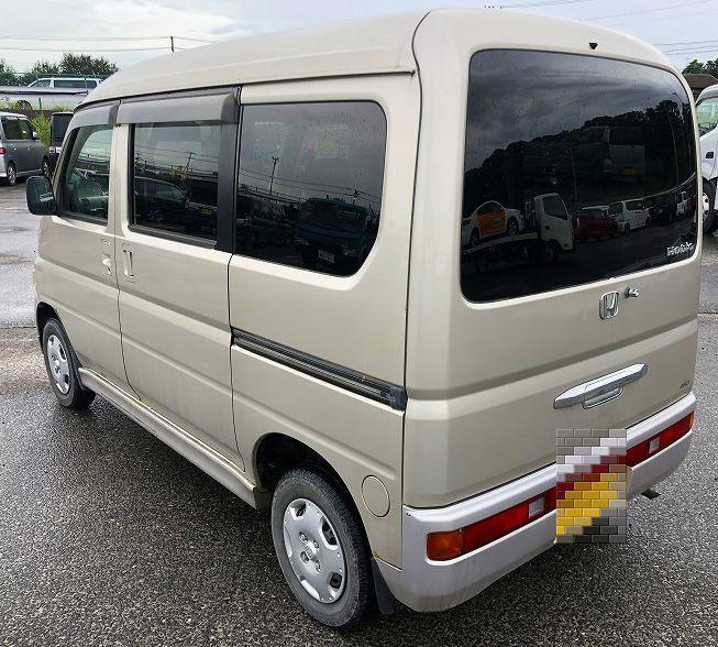 「★☆車検2/9まで 4WD バモス 5MT キーレス スペアキー☆★」の画像3