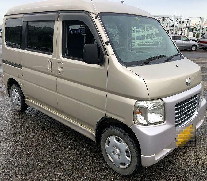 「★☆車検2/9まで 4WD バモス 5MT キーレス スペアキー☆★」の画像1