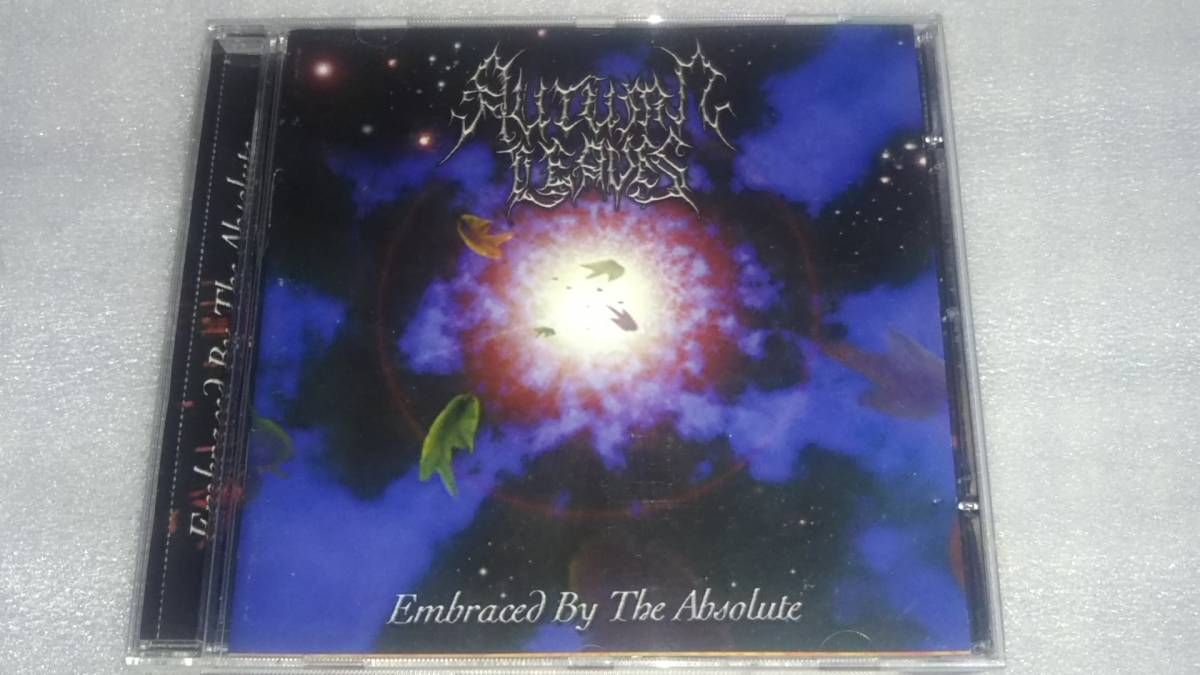 AUTUMN LEAVES/embraced by the absolute 輸入盤CD 97年1st デンマーク メロデス