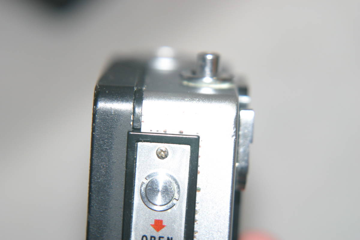 整備済 リコーオートハーフ SE 鏡面模様 モルト張替済 レンズキャップ・ケース・ストラップ付_画像9