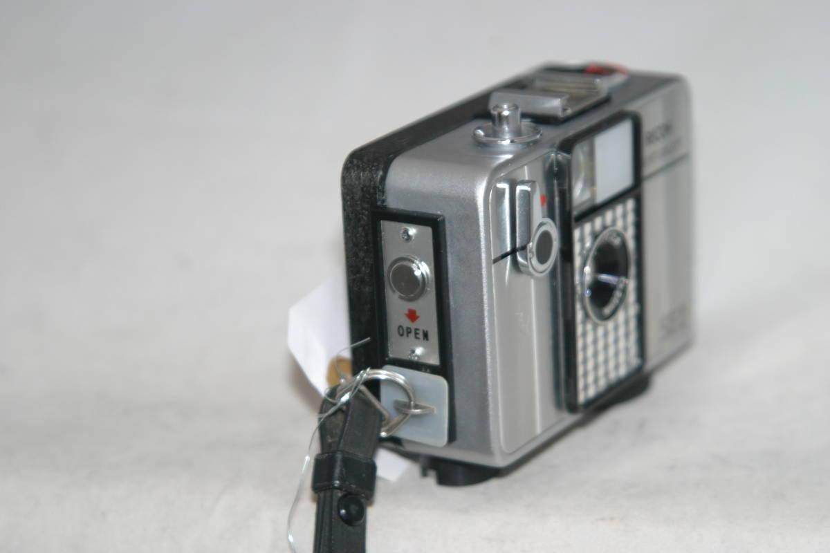 整備済 リコーオートハーフ SE2 鏡面模様 モルト張替済 ストラップ付_画像6