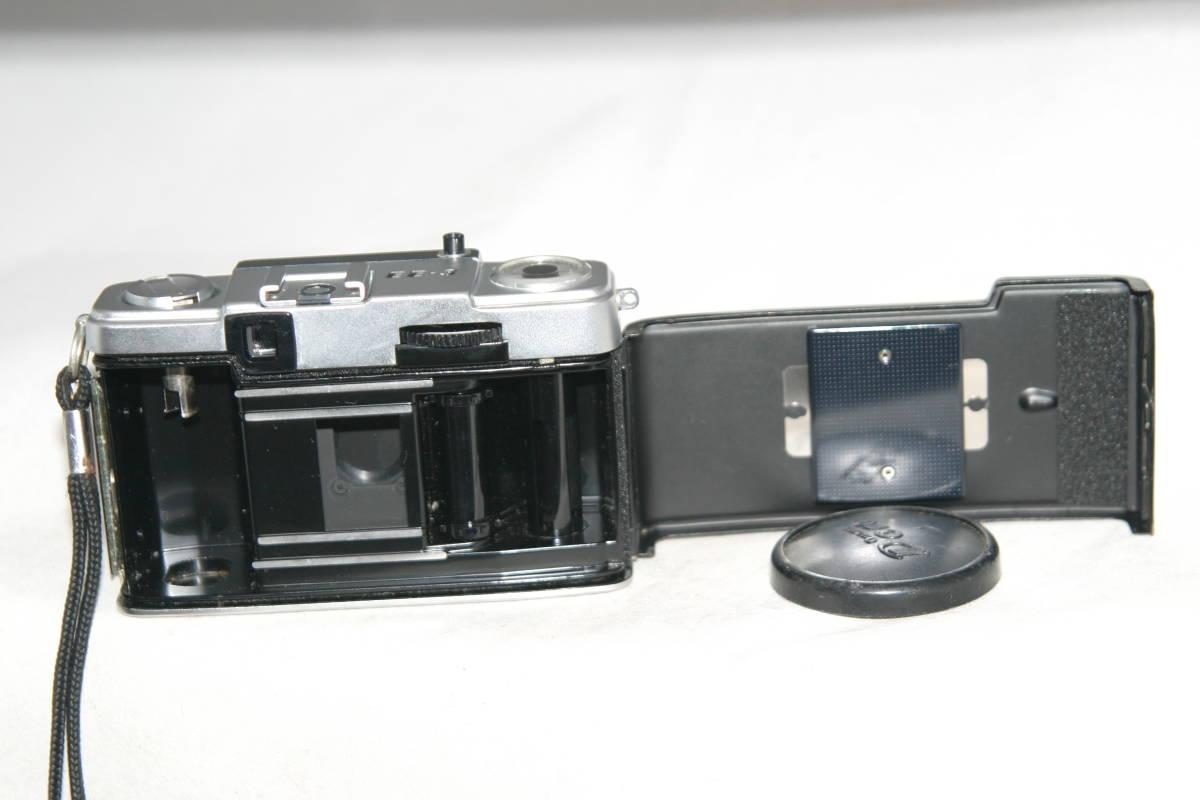 良品 整備済 オリンパスペン EE-3 モルト張替済 レンズキャップ・ストラップ付き_画像4