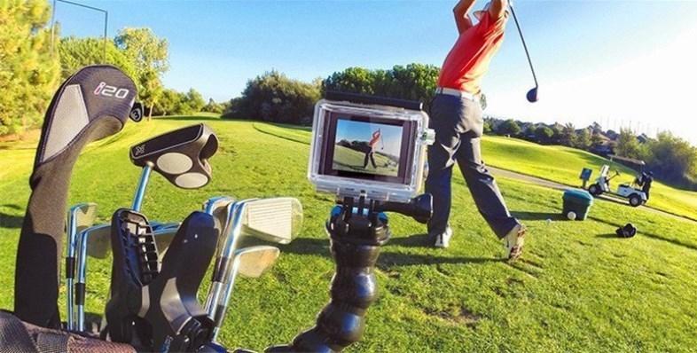 1円 2019年 新品 日本語 アクションカメラ 防水 ウェアラブルカメラ アクションカム コンパクトカメラ 車載 ドライブレコーダー b_画像6