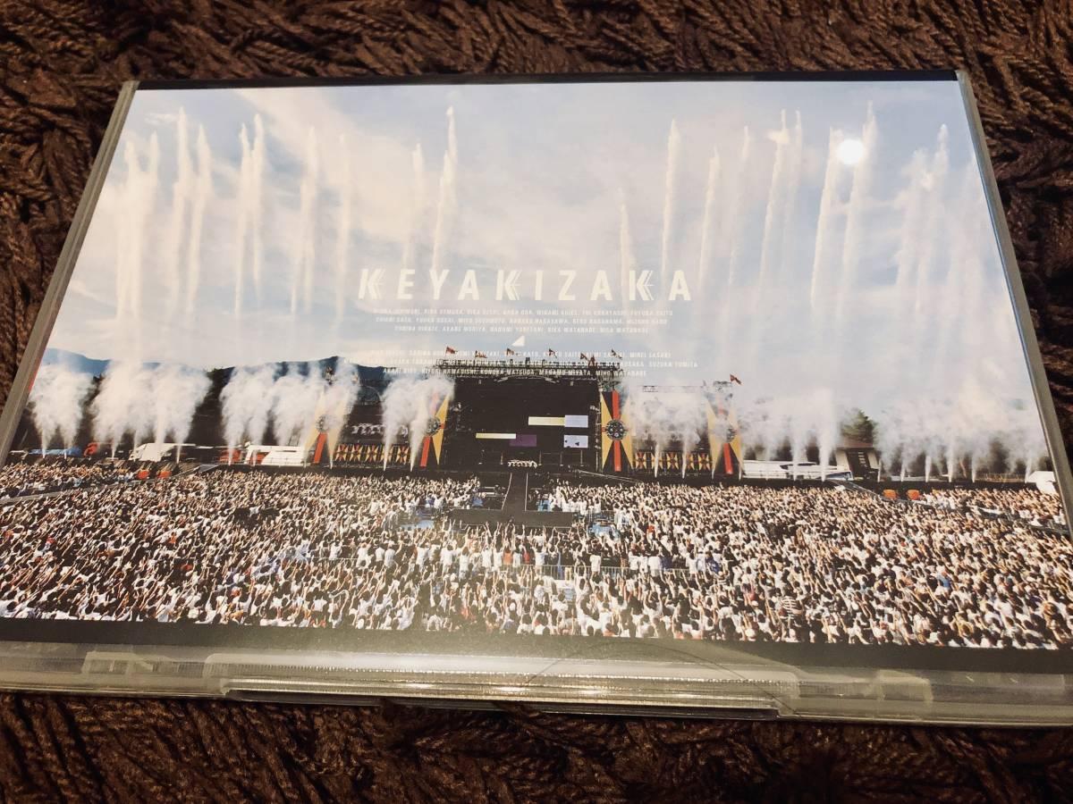 【送料無料・美品】欅坂46 『欅共和国2018 (通常盤) Blu-ray』 欅共和国 ブルーレイ 通常盤