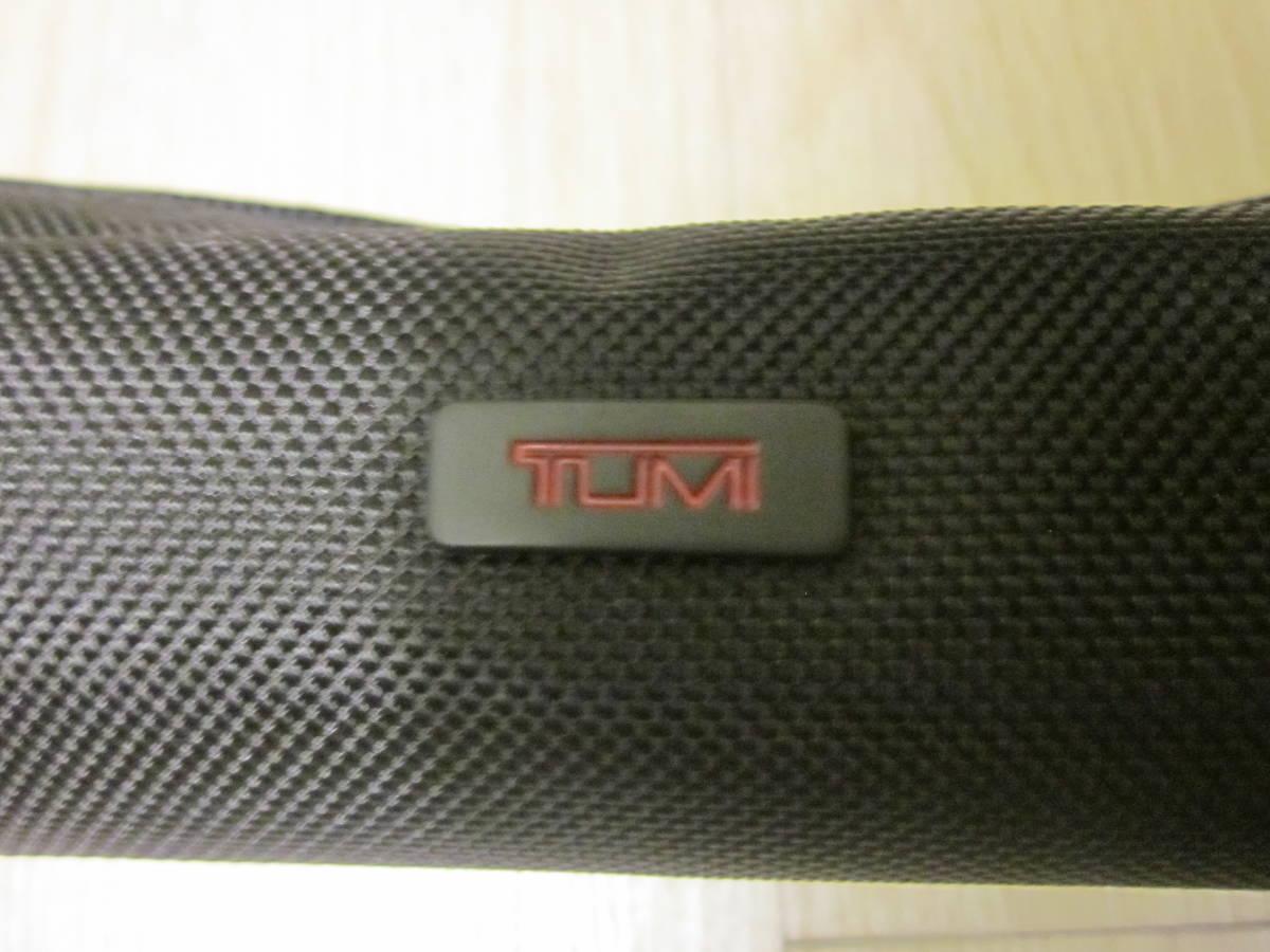 TUMI トゥミ ポーチ ペンケース 小物入れ バリスティックナイロン_画像2
