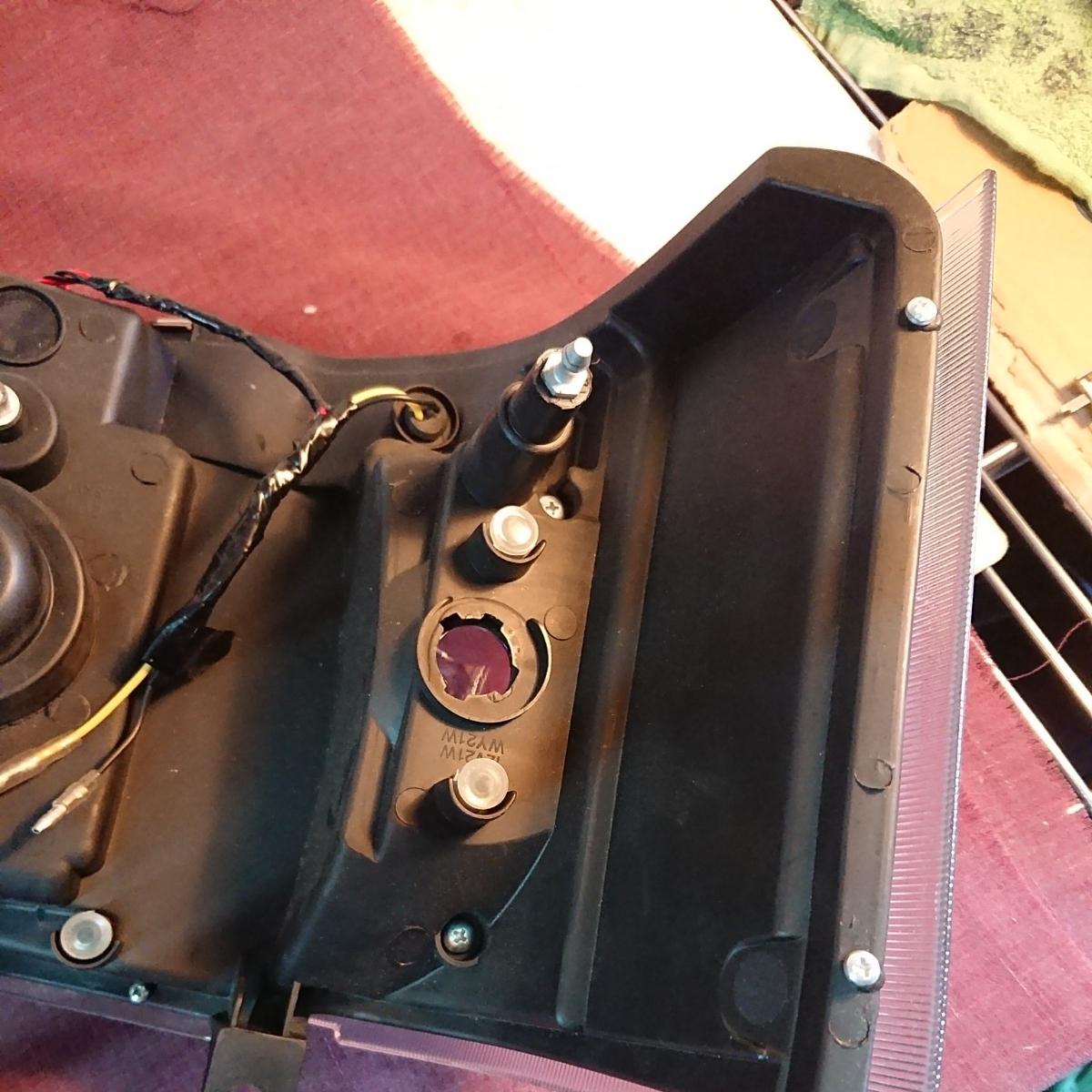 ハイエース ヘッドライト イカリング 200系 2型_画像7