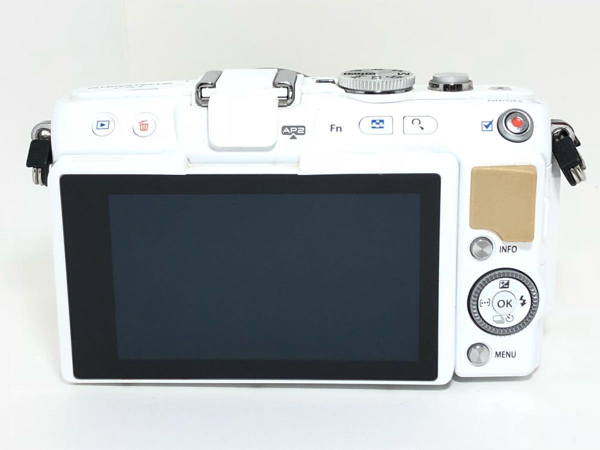 【良品・wifi SDカード付】OLYMPUS オリンパス PEN E-PL5 ズームレンズキット #15_画像5
