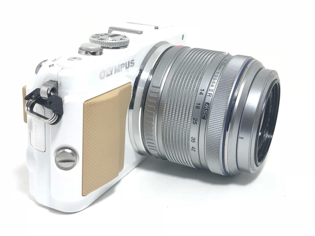 【良品・wifi SDカード付】OLYMPUS オリンパス PEN E-PL5 ズームレンズキット #15_画像3