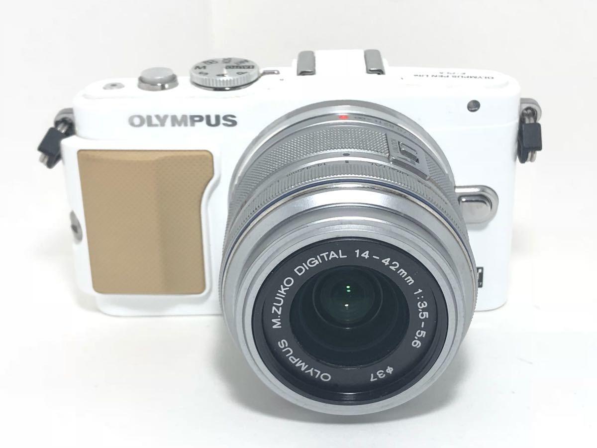 【良品・wifi SDカード付】OLYMPUS オリンパス PEN E-PL5 ズームレンズキット #15_画像4
