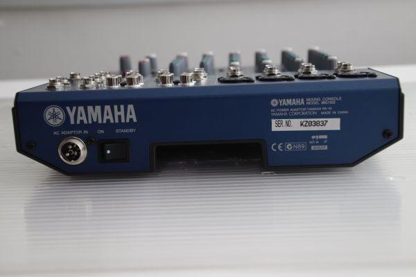 1円 Yamaha ヤマハ 【MG10/2】 Mixing Console Stereo Mixer ミキシングコンソール ステレオミキサー 最落なし_画像7