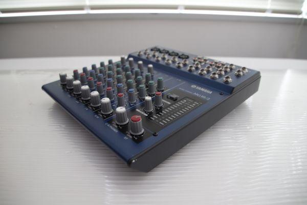 1円 Yamaha ヤマハ 【MG10/2】 Mixing Console Stereo Mixer ミキシングコンソール ステレオミキサー 最落なし_画像6