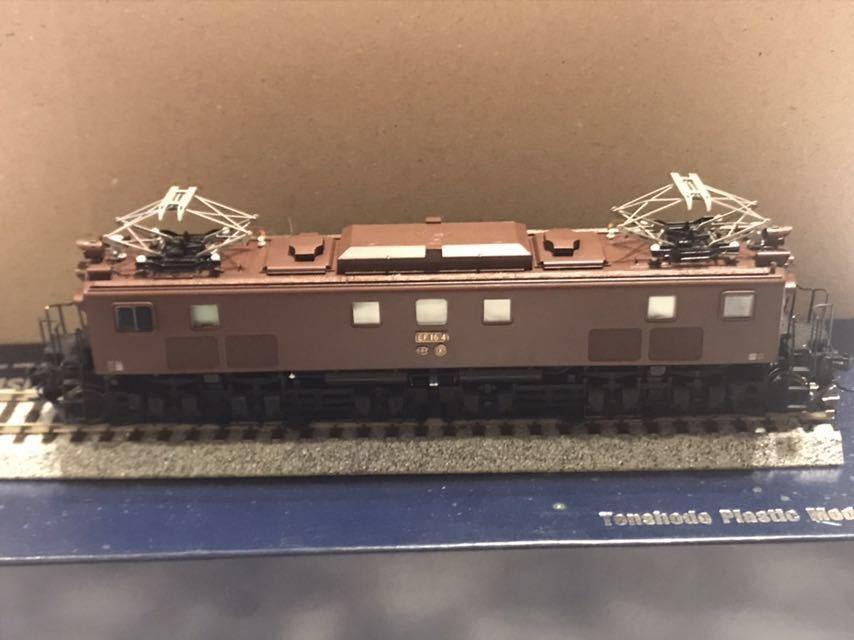 天賞堂プラ EF16形 奥羽線タイプ(水タンク付き)_画像2