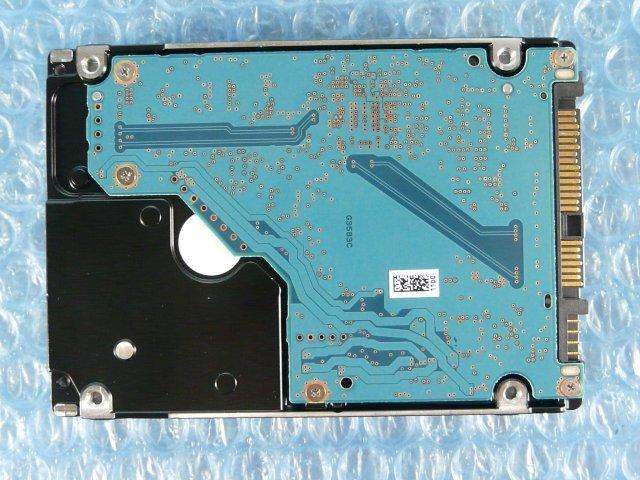 1GIT // TOSHIBA AL13SXB600N 600GB 2.5インチ SAS 6Gb/s 15K(15000)rpm A3C40178238 // Fujitsu PRIMERGY RX300 S8 取外_画像7