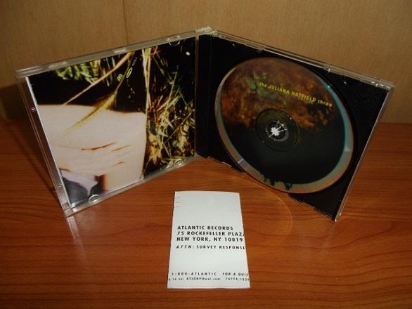 The Juliana Hatfield Three / Become What You Are (輸入盤CD) ジュリアナ・ハットフィールド
