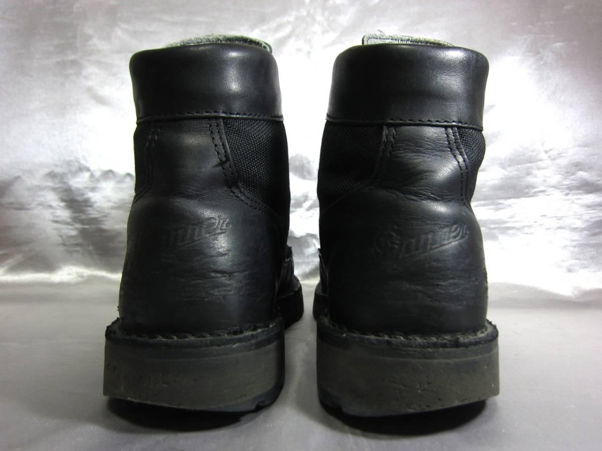 DANNER ダナー DANNER LIGHT ダナーライト マウンテン トレッキング ブーツ 黒 ブラック 26cm 31400X 白タグ USA製 ゴアテックス GORE-TEX_画像4